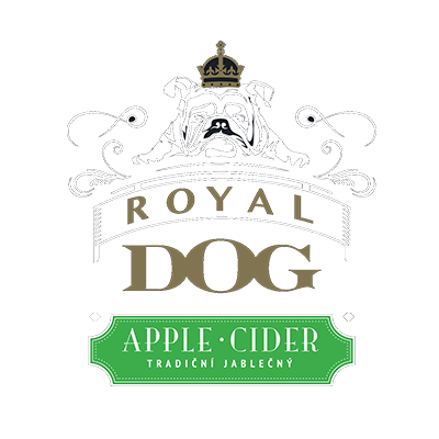 logo Royal Dog Cider